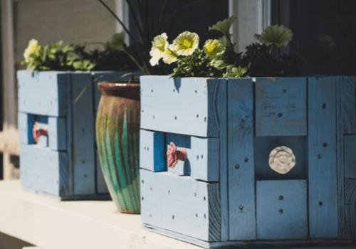 DIY trägt zur Nachhaltigkeit bei - für viele Gegenstände lassen sich neue Verwendungszwecke finden statt sie zu entsorgen