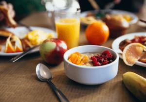 Eine gesunde, ausgewogene Ernährung trägt erheblich zum eigenen Wohlbefinden bei