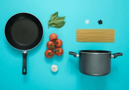 Einfache, frisch zubereitete Rezepte gehen oft schnell und dauern in der Zubereitung meist nicht länger als Fertigprodukte