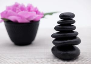 Entspannung und Wellness führen dazu, dass wir uns wohlfühlen und glücklich sind