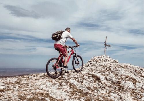 Fahrrad fahren hat sehr viele positive Auswirkungen auf unseren Körper und unsere Gesundheit