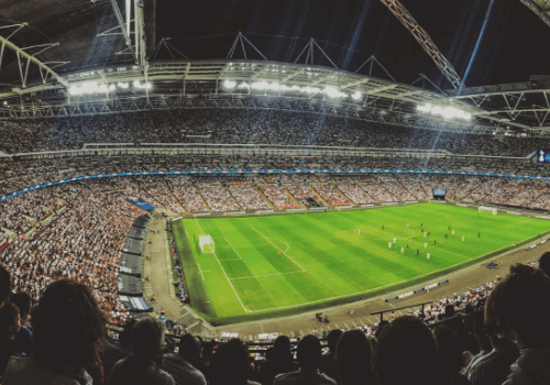 Fußball ist weltweit ein beliebtes Hobby