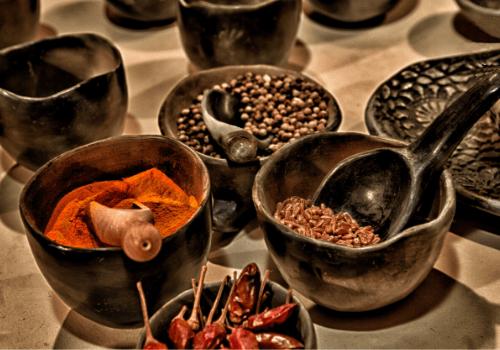 Gewürze verleihen den Rezepten das gewisse Extra und verfeiern die Speisen
