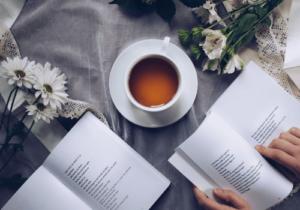 Lesen entspannt und lässt uns den Alltag für den Moment einfach vergessen