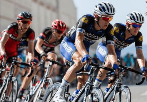 Sporträder für die Straße sind ideal, um hohe Geschwindigkeiten auf Asphalt zu erreichen
