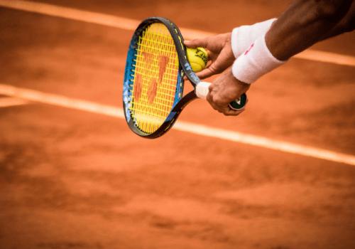 Tennis erfreut sich als Hobby großer Beliebtheit