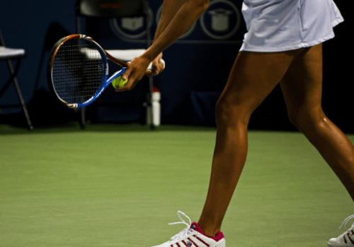 Tennis fördert die Kondition und Koordination